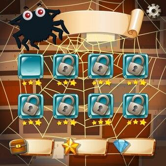 Screensaver del gioco a tema halloween