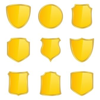 Scudi d'oro