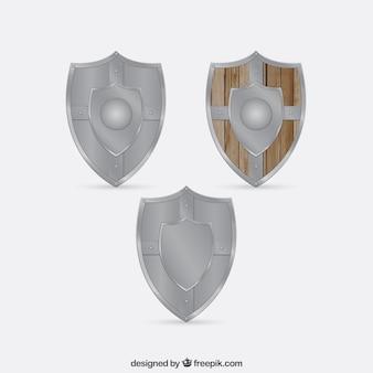 Scudi medievali