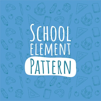 Scuola element pattern