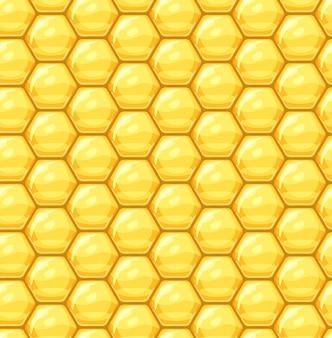 Seamless pattern a nido d'ape