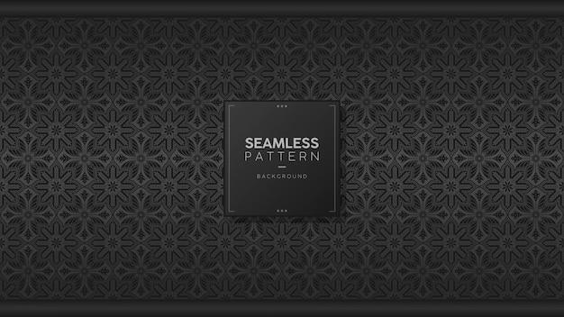 Seamless pattern di sfondo di lusso