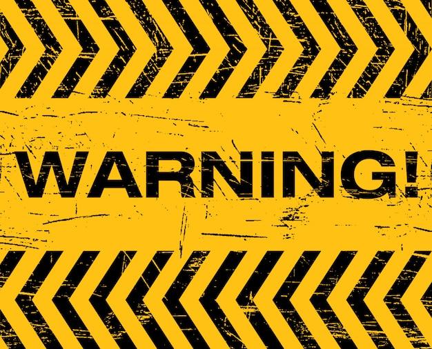 Segnale di avvertimento fermata stradale