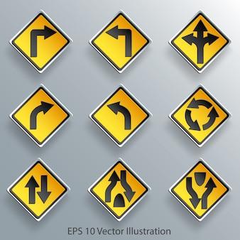 Segnale stradale di direzione