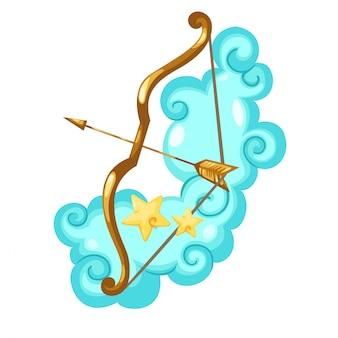 Segni dello zodiaco - illustrazione di vettore di sagittario