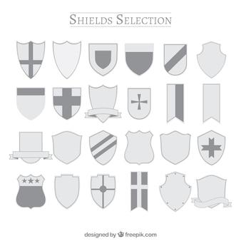 Selezione shields