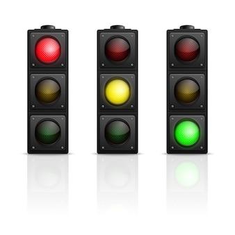 Semafori impostati