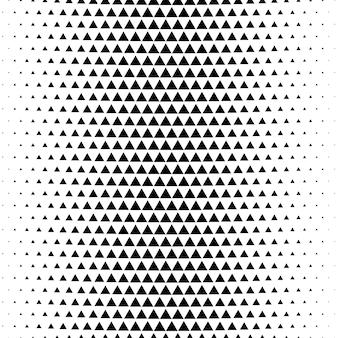 Semitono sfondo sfumato triangolo astratto