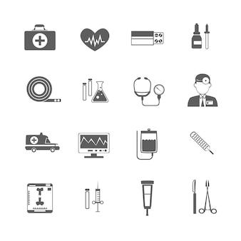 Semplice icona medica