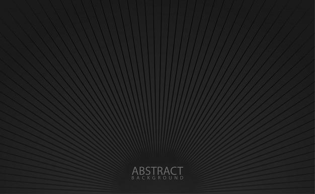 Semplice sfondo nero astratto
