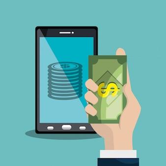 Servizi bancari per smarthpone