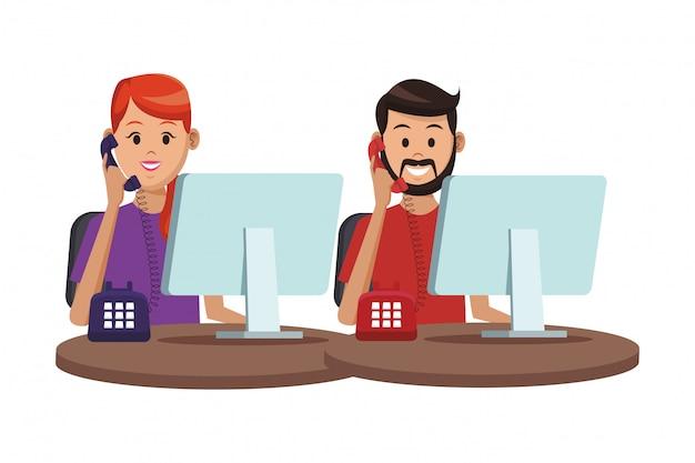 Servizi di supporto del cliente