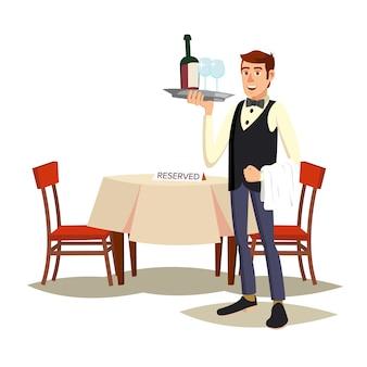 Servizio al cameriere