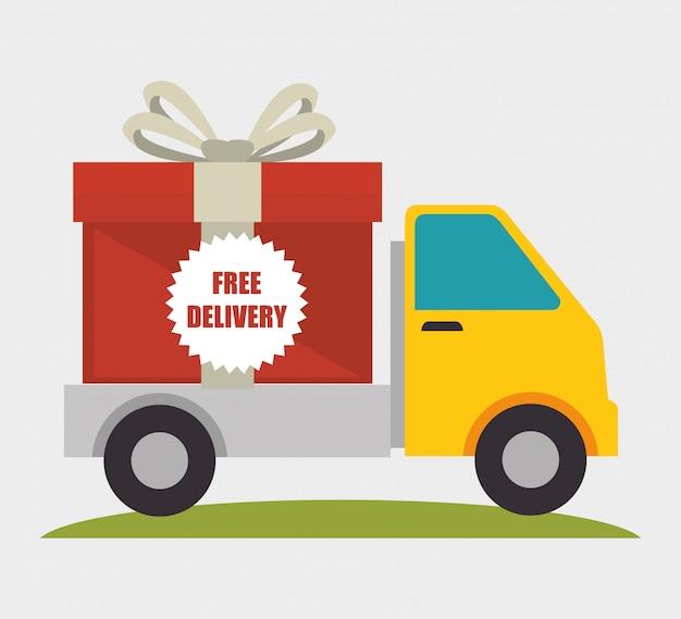 Servizio di consegna gratuito