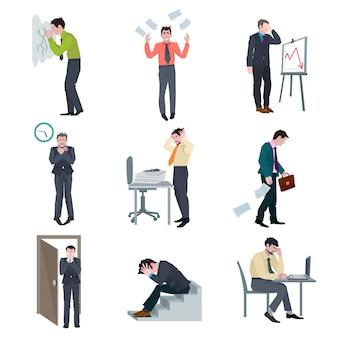 Set affari fallimento