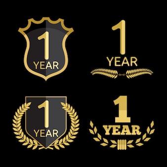Set anniversario 1 anno