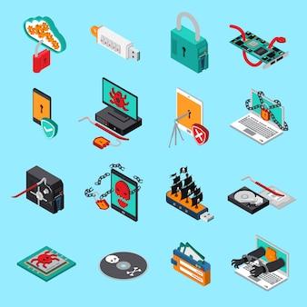 Set composizione protezione hardware