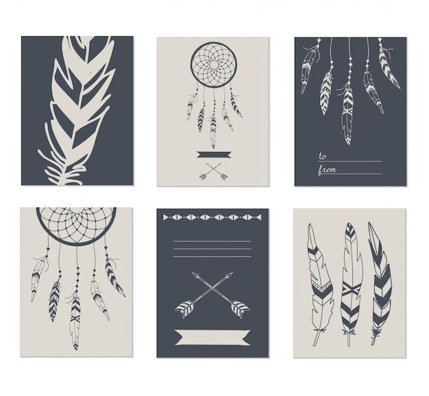 Set con carte stampabili.