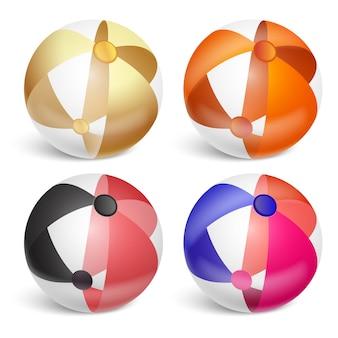 Set da pallone da spiaggia