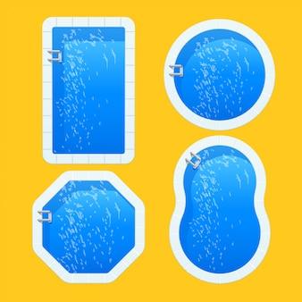 Set da piscina