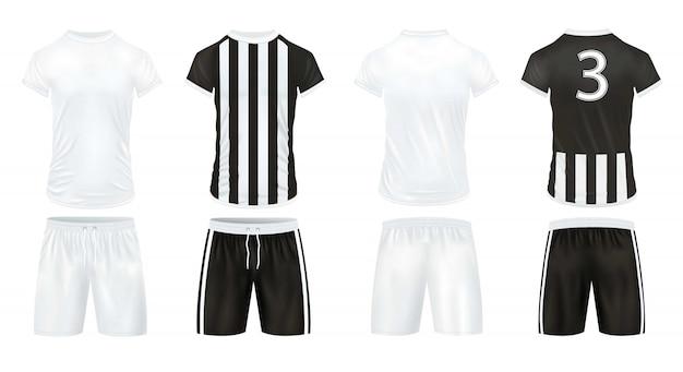 Set di abbigliamento sportivo