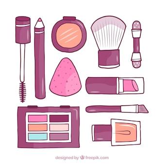 Set di accessori di bellezza