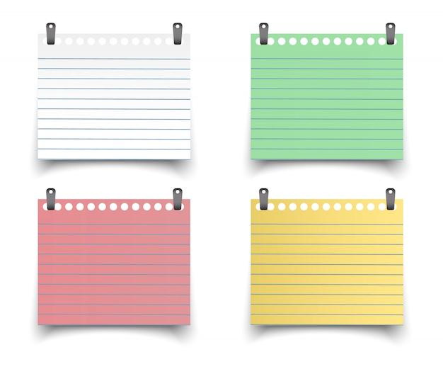 Set di adesivi colorfull