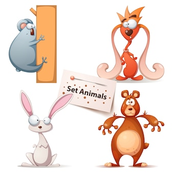 Set di animali