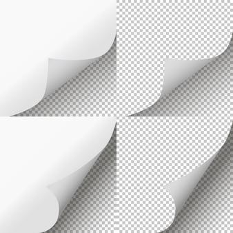 Set di arricciatura di pagine