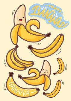 Set di banana