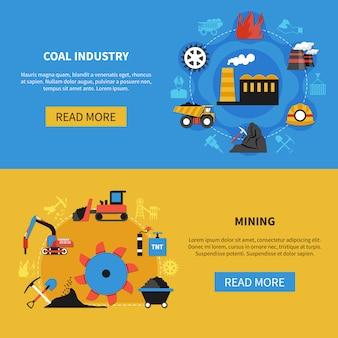 Set di banner di data mining