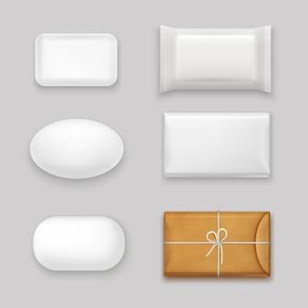 Set di barre di sapone
