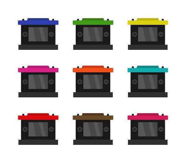 Set di batterie auto