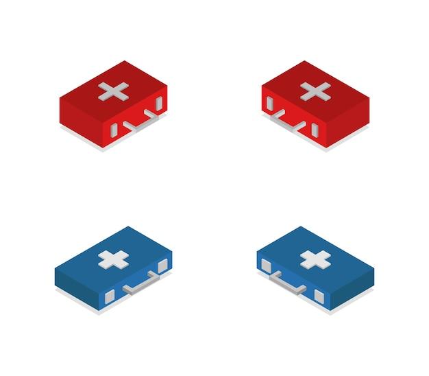 Set di borse mediche isometriche