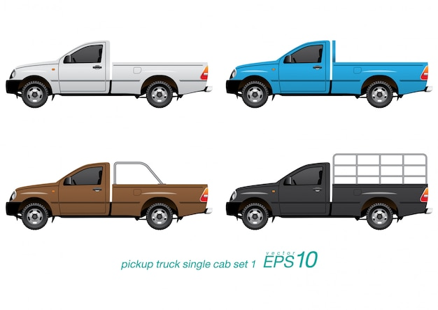 Set di camioncino