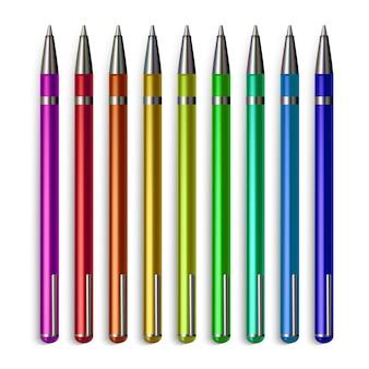 Set di cancelleria per penna