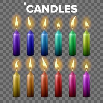 Set di candele