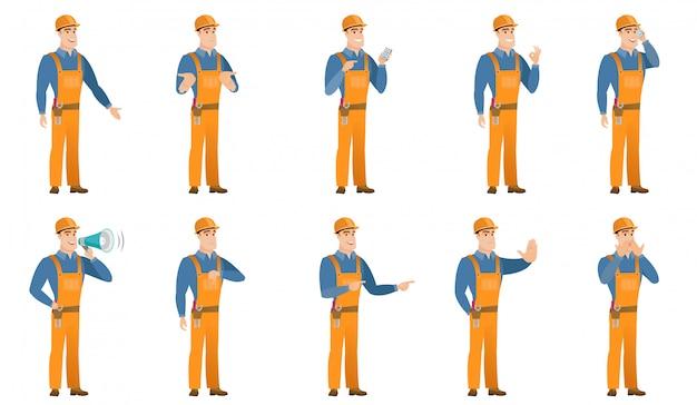 Set di caratteri builder.