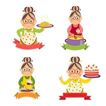 Set di caratteri casalinga