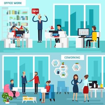 Set di caratteri di lavoro