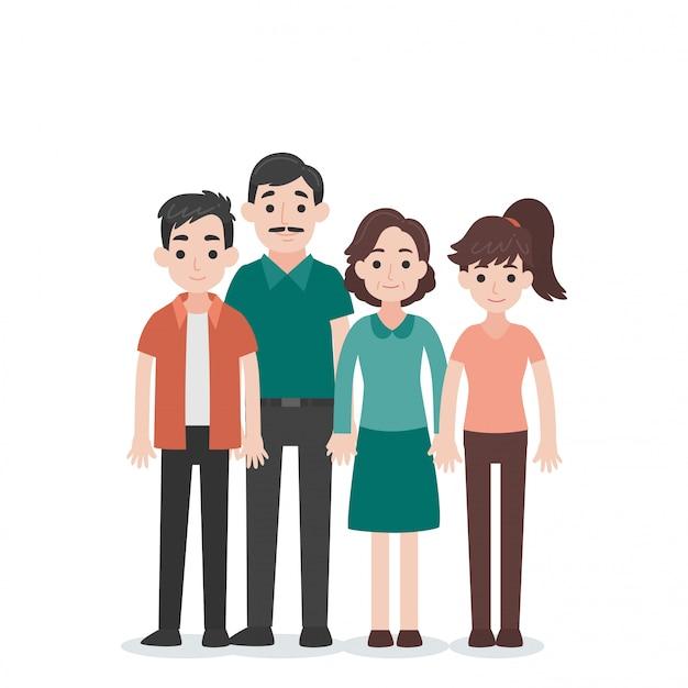 Set di caratteri di persone