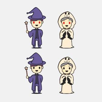 Set di caratteri di strega