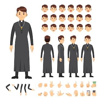 Set di caratteri pastorali