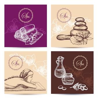 Set di carte termali