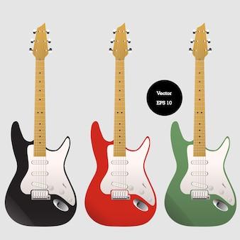 Set di chitarra elettrica