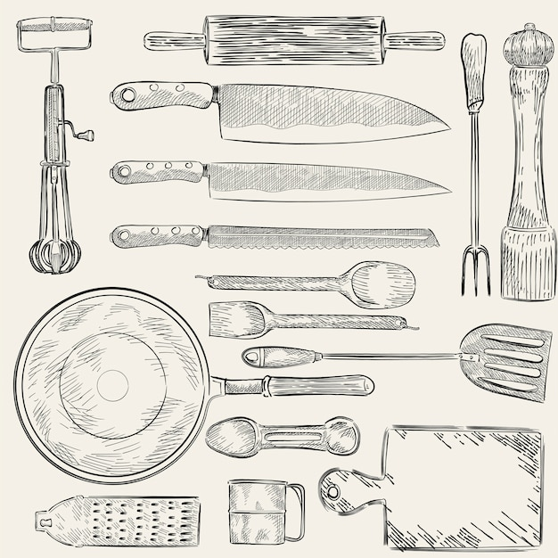Set di coltelli