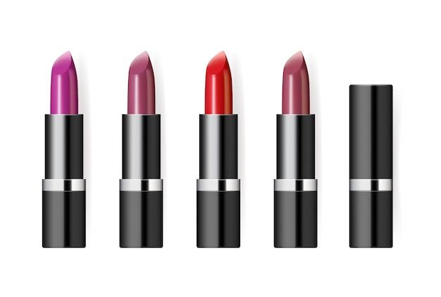 Set di cosmetici trucco realistico