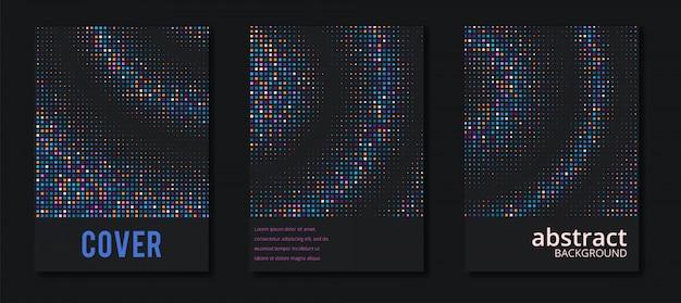 Set di cover minimalista
