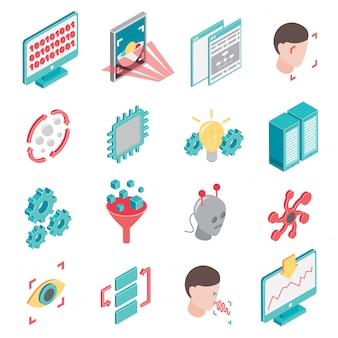 Set di elementi della rete neurale