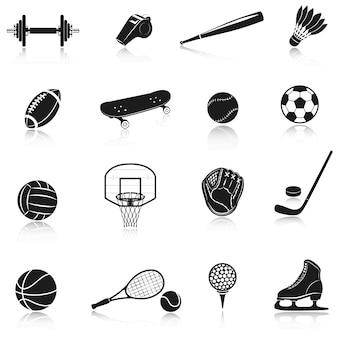 Set di equipaggiamento sportivo